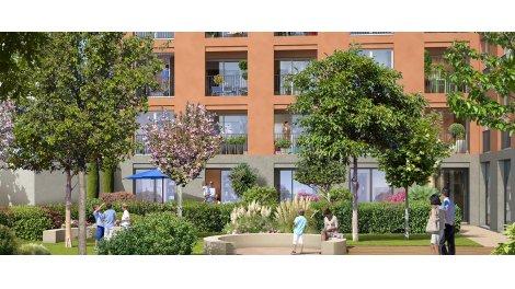 Appartement neuf En Aparté investissement loi Pinel à Toulouse