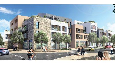 Appartement neuf Le Clos Orcas investissement loi Pinel à Saint-Georges-d'Orques