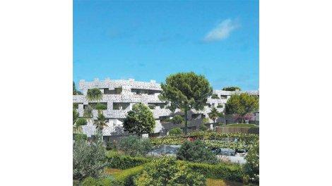 Appartement neuf Le Mas de l'Oppidum investissement loi Pinel à Lattes