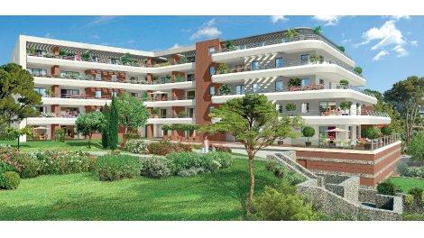 Appartement neuf Villa Hermès à Montpellier