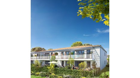 Appartement neuf Marinéo à Mèze