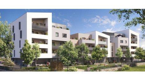 Appartement neuf Côté Village à Saint-Jean-de-Vedas