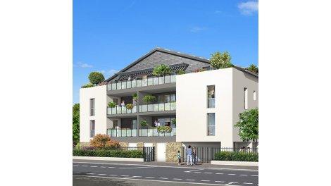 Appartement neuf Coeur Marin investissement loi Pinel à Le Grau-du-Roi