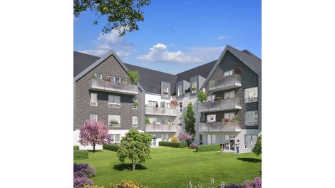 investir dans l'immobilier à Bihorel