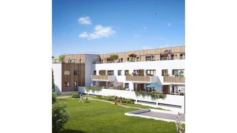 Appartement neuf In'Spire à Chartres-de-Bretagne