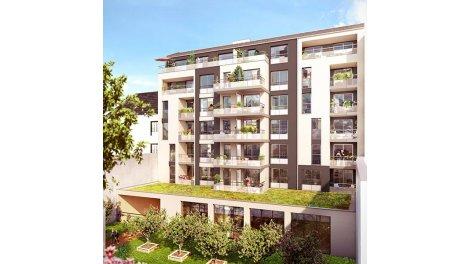 Appartement neuf Le 5 Baco investissement loi Pinel à Nantes