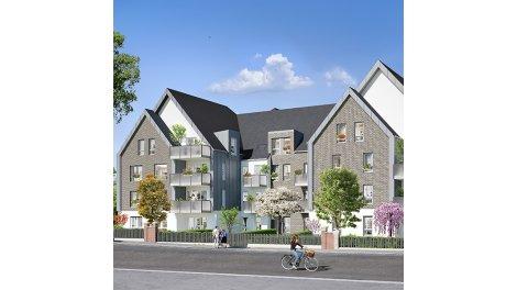 Appartement neuf Villa Bihorel investissement loi Pinel à Bihorel