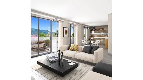 logement neuf à Annecy-le-Vieux