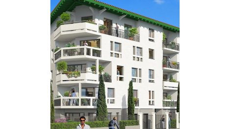 immobilier neuf à Biarritz