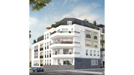 Appartement neuf Natur&vous à Bagnolet