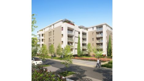 Appartement neuf Victoria Park à Marignane