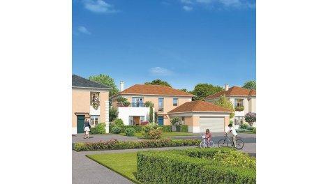 Maisons neuves Green Lodge II - Maisons à Villepreux