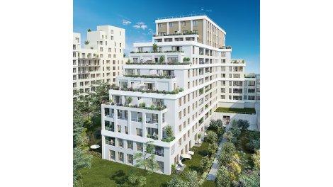 Appartement neuf High Garden à Rosny-sous-Bois