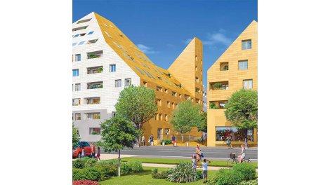 Appartement neuf Rivéo - Contemporain à Bordeaux