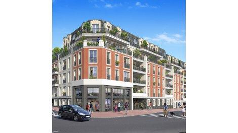 Appartements et maisons neuves Apanage à Savigny-sur-Orge