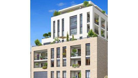 Appartement neuf La Cour Ségur à Bordeaux