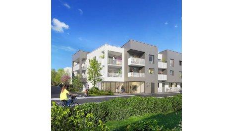 Appartement neuf Côté Roazhon à Saint-Jacques-de-la-Lande