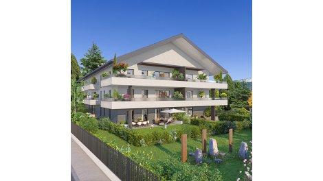 immobilier neuf à Annecy-le-Vieux