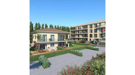 Appartements et maisons neuves Villa Edelweiss à Luynes