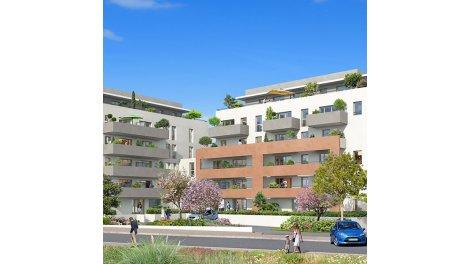 Appartement neuf Le Clos Andora investissement loi Pinel à Bayonne