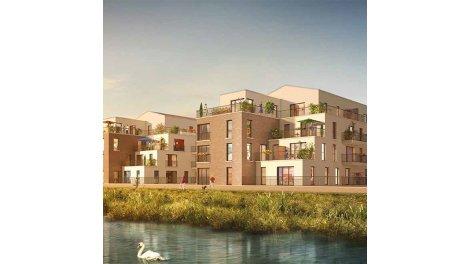 Appartement neuf Quai Sud à Bois-d'Arcy
