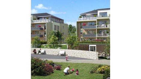 Appartement neuf Flower Park à Ferney-Voltaire