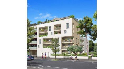 Appartement neuf Coeur Antigone à Montpellier