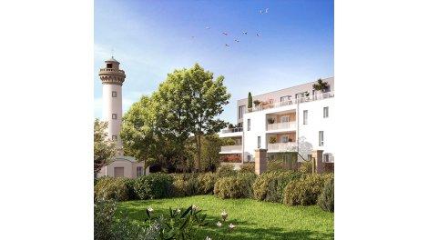 logement neuf à Saint-Nazaire