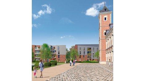 Appartement neuf Les Jardins de Marguerite investissement loi Pinel à Seclin