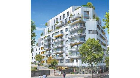 Appartement neuf Terrasses 105 à Issy-les-Moulineaux