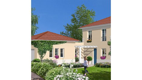 Maisons neuves Green Lodge II - Maisons 2 à Villepreux