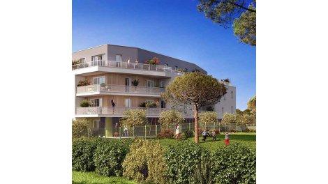 Appartement neuf Le Phare investissement loi Pinel à Saint-Nazaire