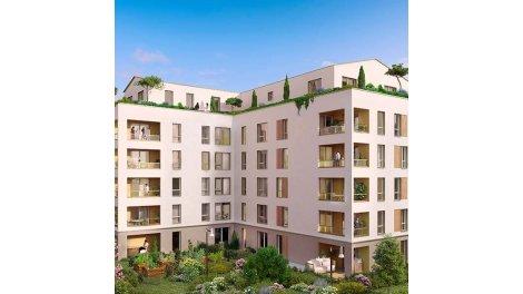 Appartement neuf Arborea à Dijon