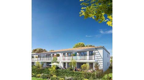 Appartement neuf Marinéo investissement loi Pinel à Mèze