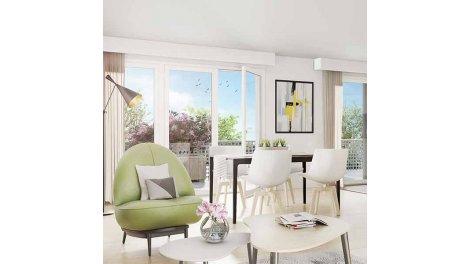 appartement neuf à Saint-Nazaire