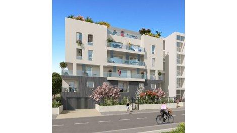 Appartement neuf Elégan'Ciel investissement loi Pinel à Villeurbanne
