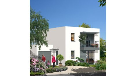 Maisons neuves Green Lodge II Maisons 3 à Villepreux