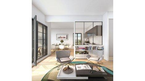 Appartement neuf #manifesto II à Clamart