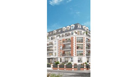 Appartement neuf Parenthèse Citadine à Gagny