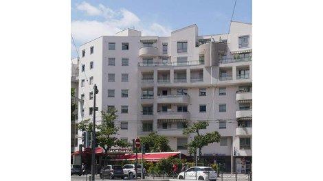 Appartements et maisons neuves Symphonik investissement loi Pinel à Villeurbanne