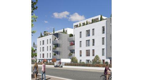 Appartement neuf 5'Osmose investissement loi Pinel à Lyon 5ème