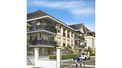 Appartement neuf Le Domaine des Longs Prés à Saint-Germain-Lès-Arpajon
