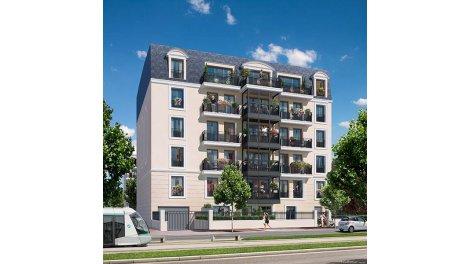 Appartement neuf Héritage à Clamart