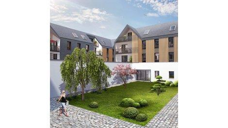 Appartement neuf 4 Eléments investissement loi Pinel à Honfleur