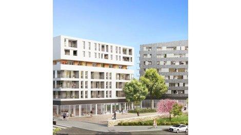 Appartement neuf Cap Horizon investissement loi Pinel à Brest