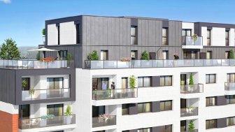 Appartements neufs Art & Lettres à Rennes
