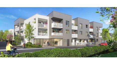 Appartement neuf Côté Roazhon investissement loi Pinel à Saint-Jacques-de-la-Lande