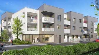 Appartements neufs Côté Roazhon investissement loi Pinel à Saint-Jacques-de-la-Lande