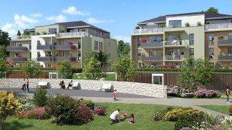 Appartements neufs Flower Park investissement loi Pinel à Ferney-Voltaire