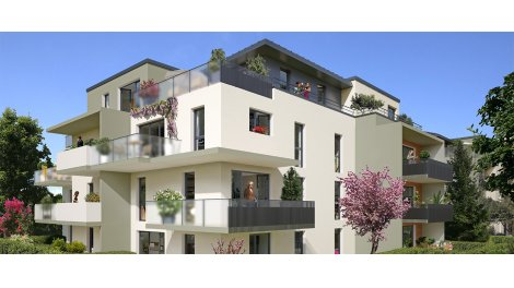 logement neuf à Ferney-Voltaire